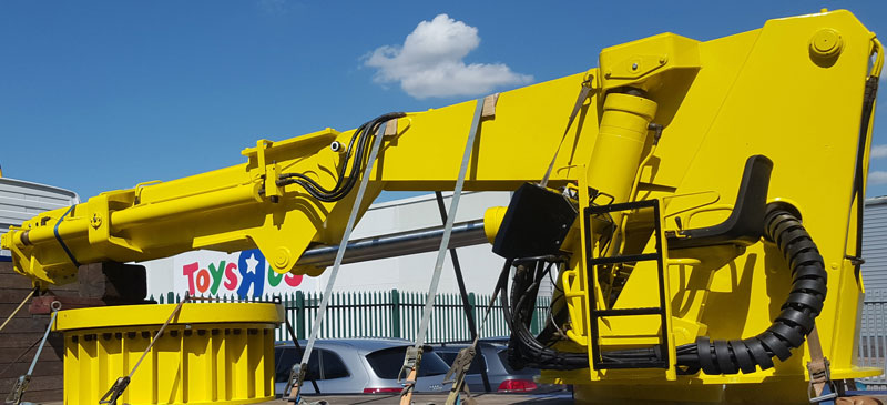 Heila-Crane-Referbishment-service