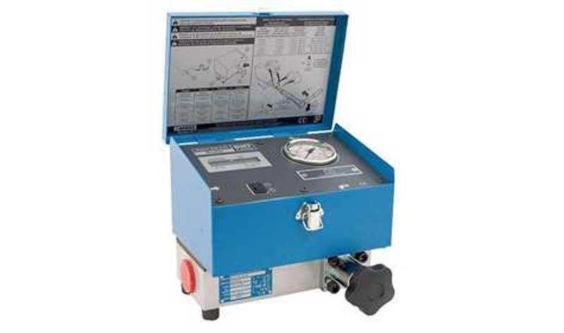 Hydraulic-test-Meter